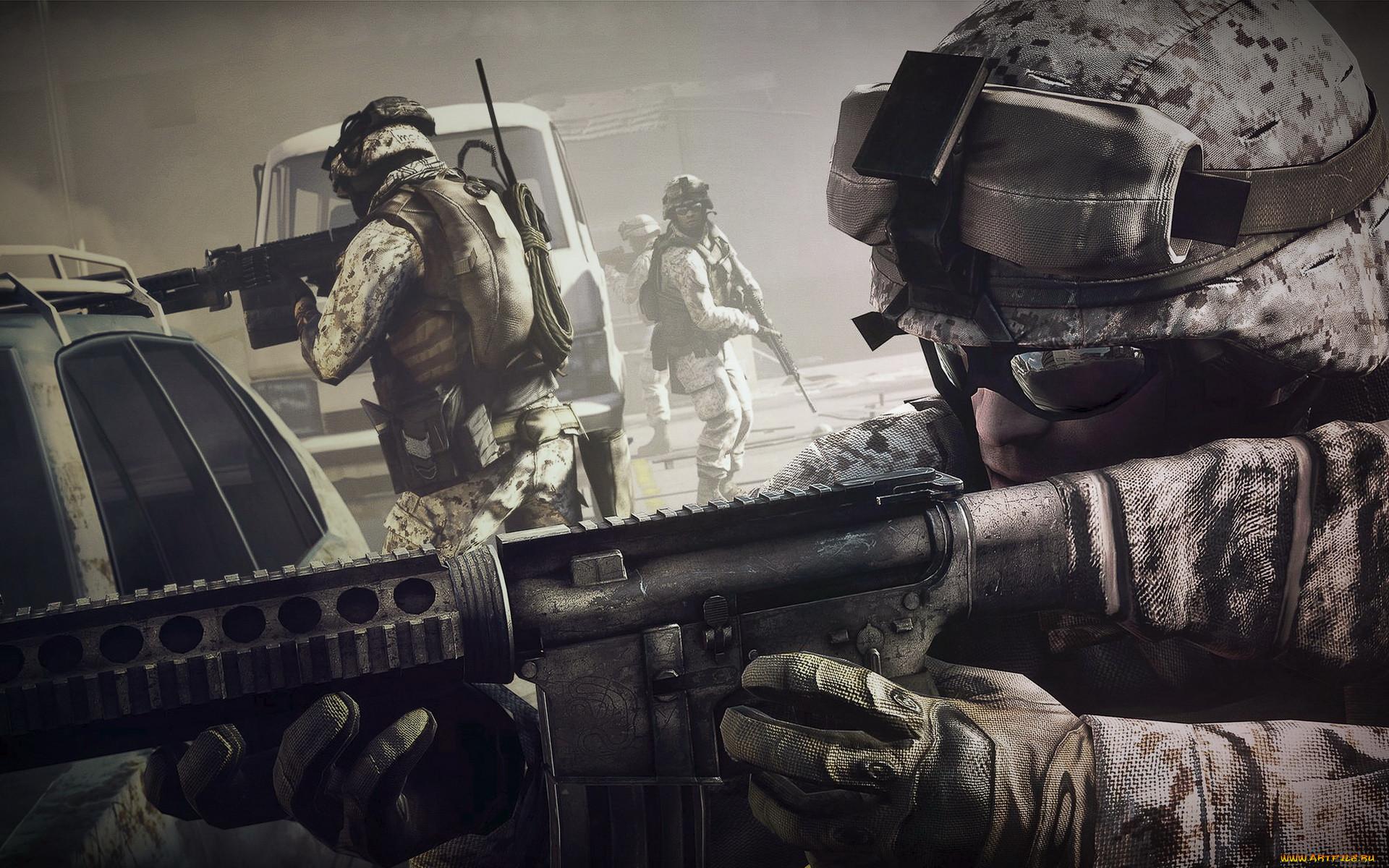 Картинки солдаты из игр